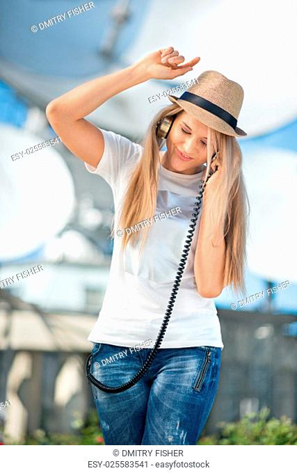 satellite dish tower, Stock Photo, Picture And Low Budget