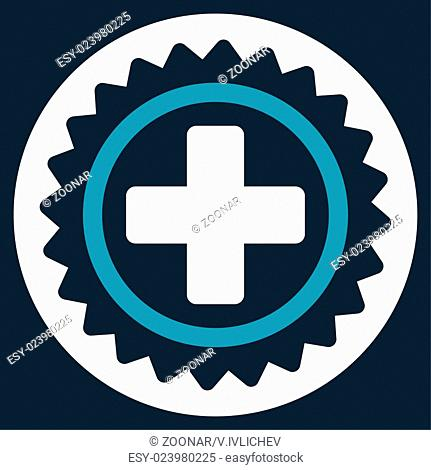 Medical Stamp Icon
