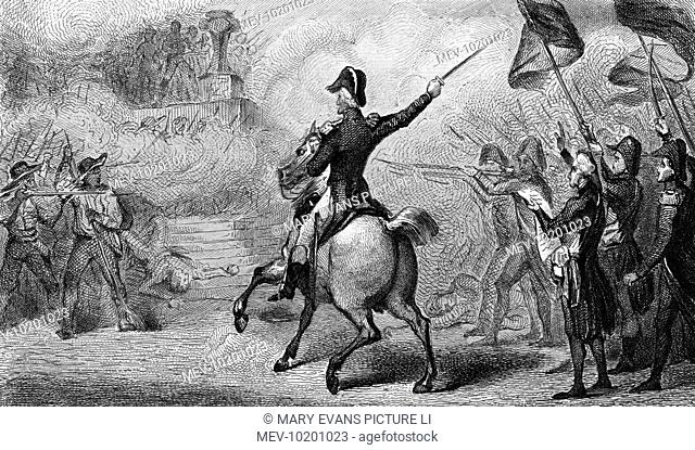 Angered by Louis' attempt to quit the country, the people of Paris at a meeting on the Champ de Mars demand that he abdicate