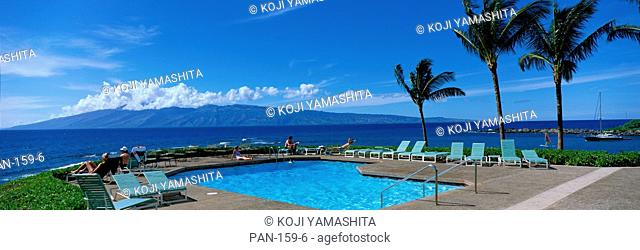 Kapalua Bay Hotel, Maui, Hawaii, USA, No Release