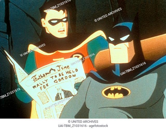 Batman & Robin / Batman and Robin - The Animated Series 1