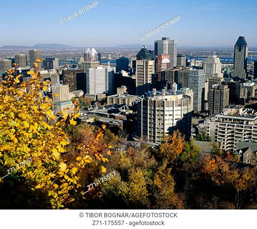 Montreal. Quebec, Canada
