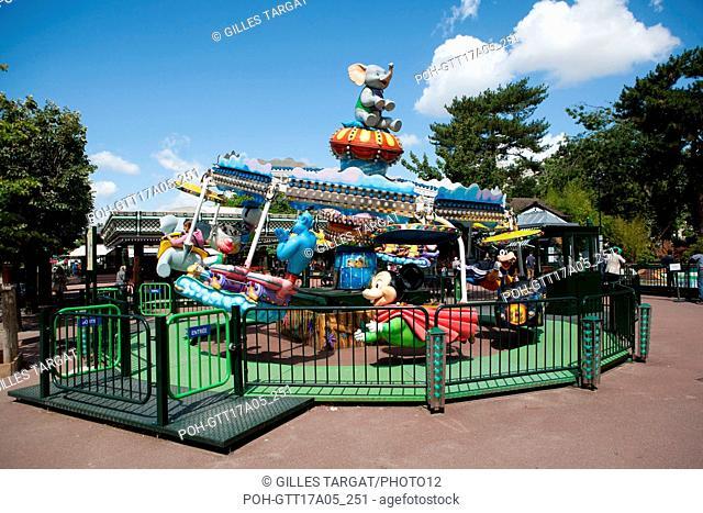 France, Ile de France region, Bois de Boulogne, Jardin d'Acclimatation, attractions Photo Gilles Targat