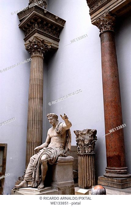 Pargamon Museum, Berlin