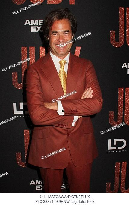 """Rupert Goold 09/19/2019 The Los Angeles Premiere of """"""""JUDY"""""""" held at the Samuel Goldwyn Theater in Beverly Hills, CA. Photo by I"""