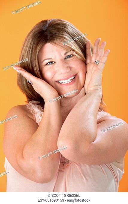 Removing facial hair for women