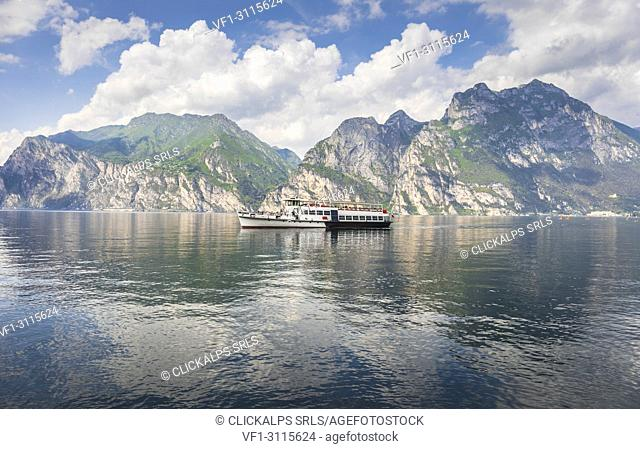 Torbole, Garda Lake, Trento district, Trentino Alto Adige, Italy
