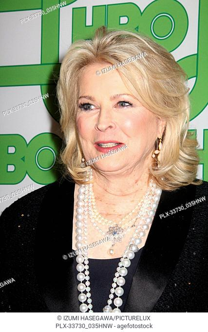 Candice Bergen 01/06/2019 The 76th Annual Golden Globe Awards HBO After Party held at the Circa 55 Restaurant at The Beverly Hilton in Beverly Hills