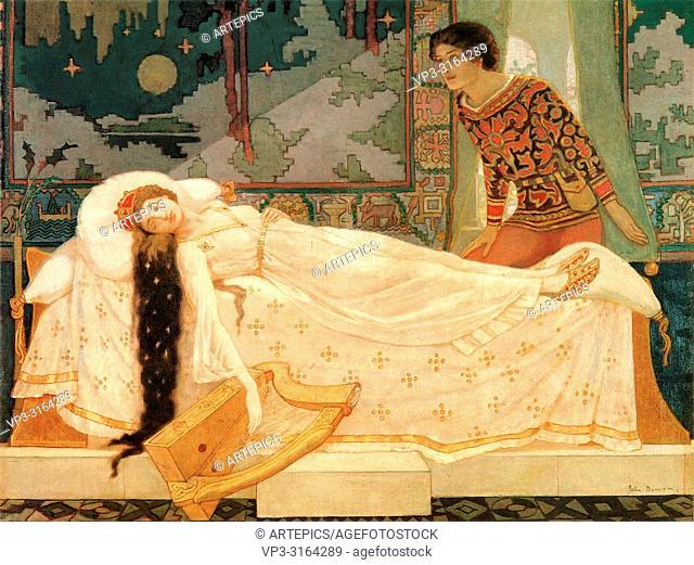 Duncan John - the Sleeping Princess