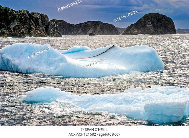 Iceberg near Twillingate Newfoundland