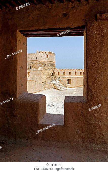 Fujairah Fort, Heritage Village, Fujairah, United Arab Emirates