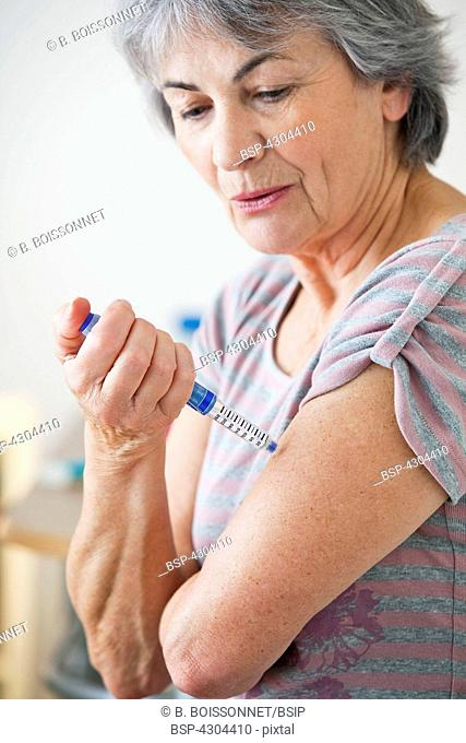TREATING DIABETES IN ELDERLY P