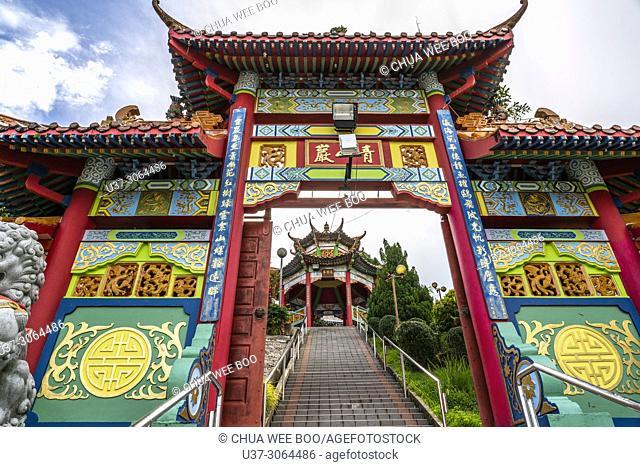 Qing Shang Temple, Muara Tebas, Sarawak, Malaysia