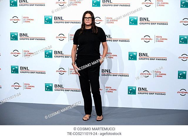 Emma Tillinger Koskoff during 'The Irishman' film photocall at 14th Rome Film Fest, Rome, Italy 21/10/2019