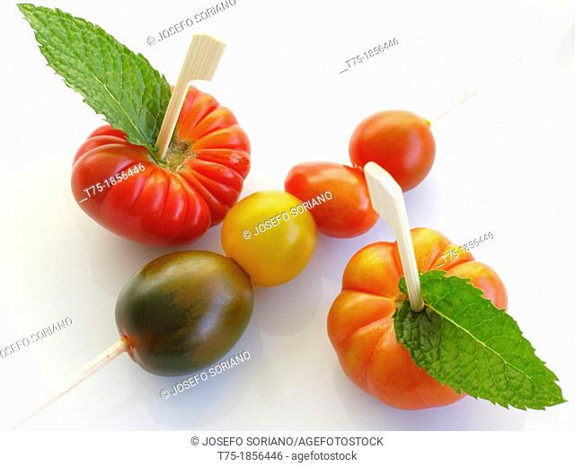 Mini tomatoes varieties