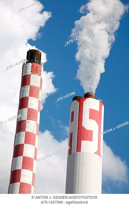 Smokestack , chimney , switzerland