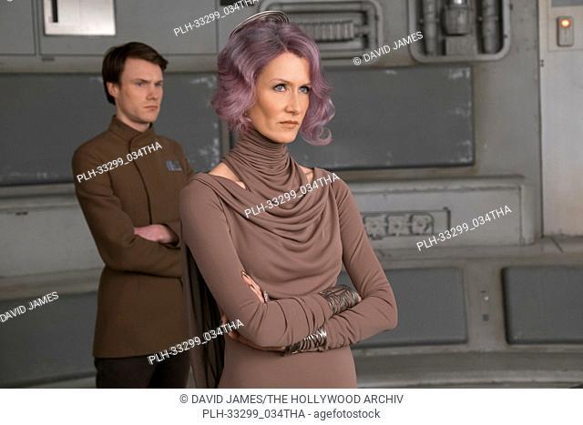 "Laura Dern is Amilyn Holdo in """"Star Wars: The Last Jedi"""" (2017)"