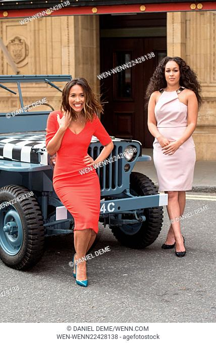 Photocall to promote Classic FM's VE Day at 70 concert which is taking place at the Royal Albert Hall on Sunday 10 May 2015