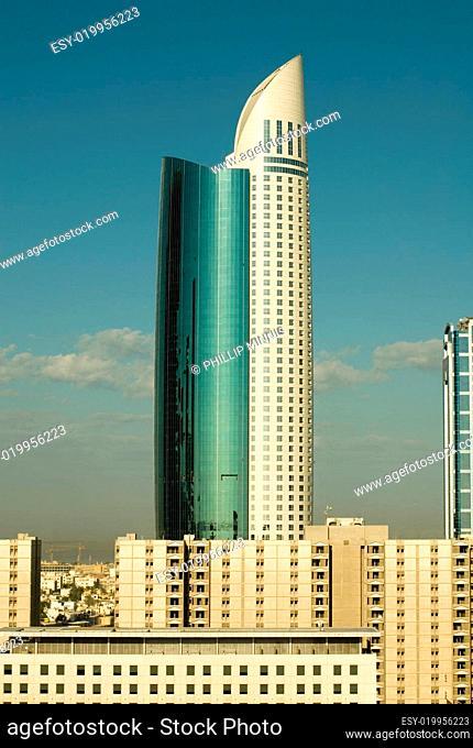 Modern Buildings, Dubai, United Arab Emirates