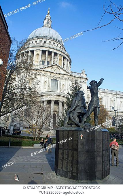 National Firefighters Memorial is a memorial composed of three bronze statues depicting firefighters in action at the height of the Blitz It is located on the...