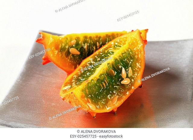 Kawani fruit - Horned melon