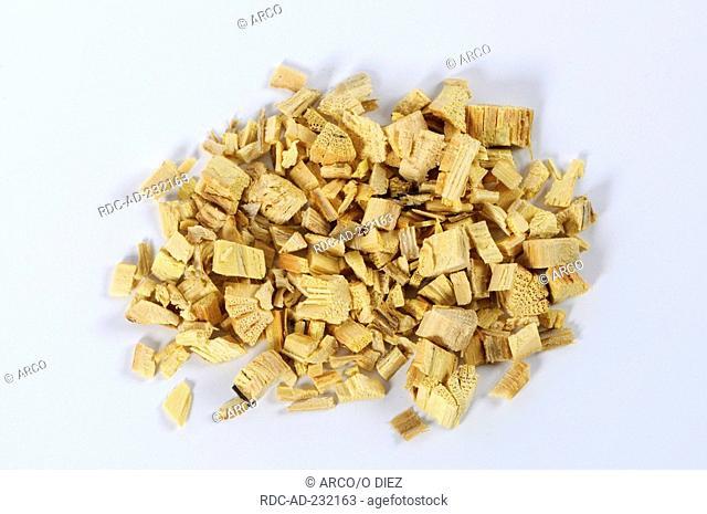 Clematis armandii stems, Caulis Clematidis Armandii, Mu Tong, Mutong Caulis, cut out, object