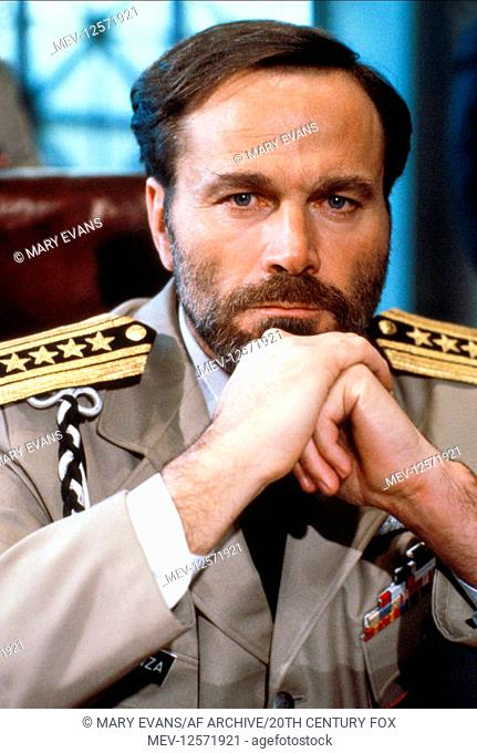Franco Nero Characters Gen Ramon Esperanza Film Die Hard 2 Die Hard 2 Die Harder Usa 1990 Stock Photo Picture And Rights Managed Image Pic Mev 12571921 Agefotostock