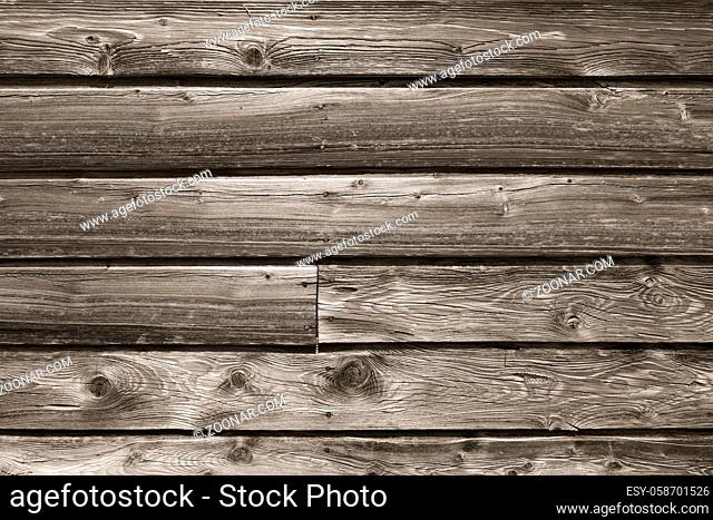 Old rough vintage wood board. Background texture