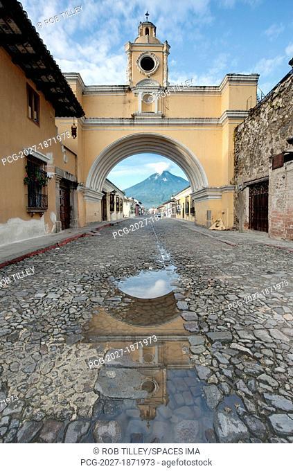 El Arco de Santa Catlina