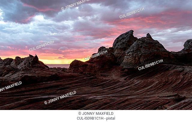 White Pocket, Paria Plateau, Arizona, USA