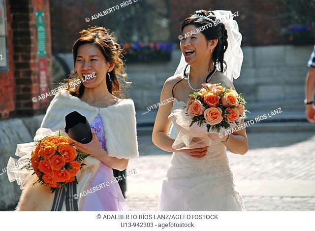 Wedding, Toronto, Ontario, Canada