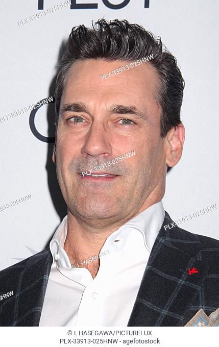 """Jon Hamm 11/20/2019 AFI Fest 2019 Gala Screening """"""""Richard Jewell"""""""" held at the TCL Chinese Theater in Los Angeles, CA. Photo by I"""