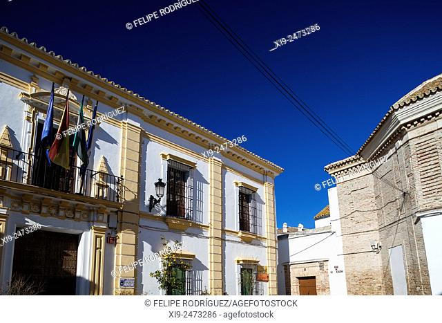 House of las Descalzas (18th century), town of Carmona, province of Seville, Spain