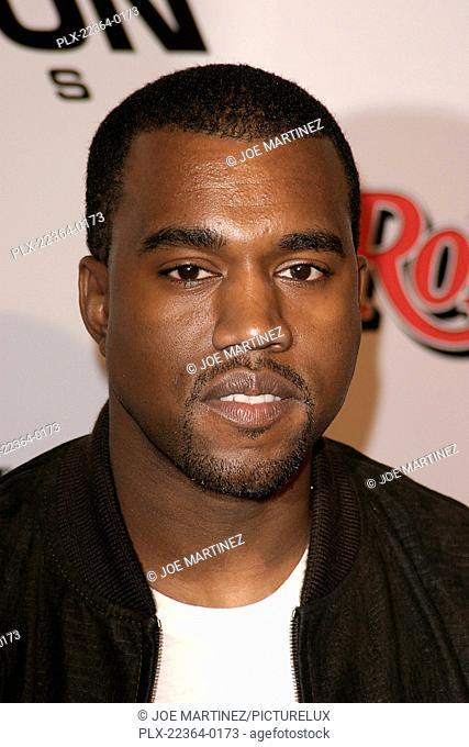 Sin City (Premiere) Kanye West 03-28-2005 / Mann National Theater / Los Angeles, CA Photo by Joe Martinez