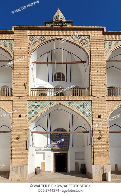 Iran, Central Iran, Esfahan, Bethlehem Armenian Church, exterior