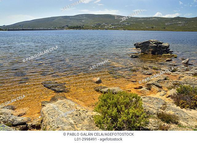 Lago de Viriato. Serra da Estrela. Portugal