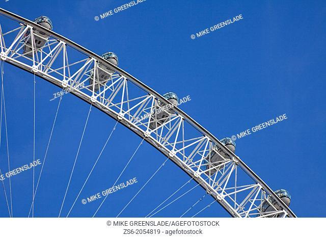 The London Eye, London, England, UK