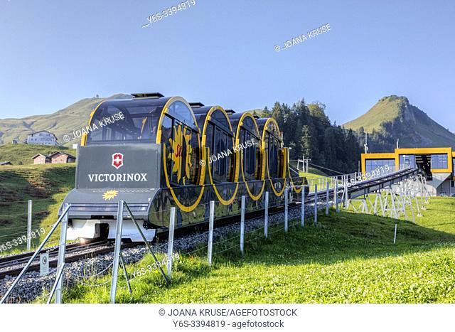 Stoos, Morschach, Schwyz, Switzerland, Europe
