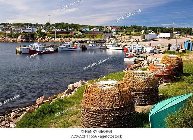 Neils Harbour, Cape Breton Island, Nova Scotia, Canada
