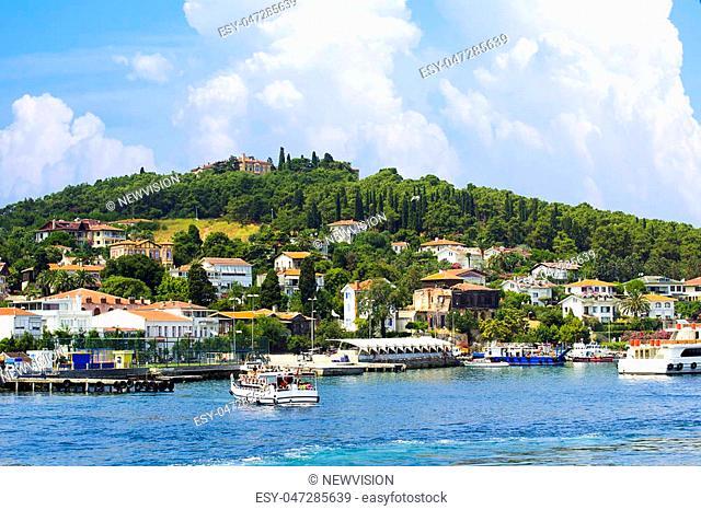 Princess Islands in Marmara Sea, Turkey