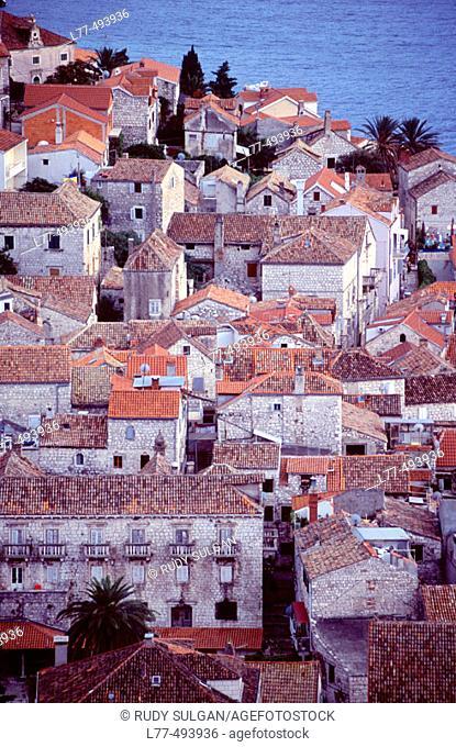 Hvar. Dalmatia. Croatia
