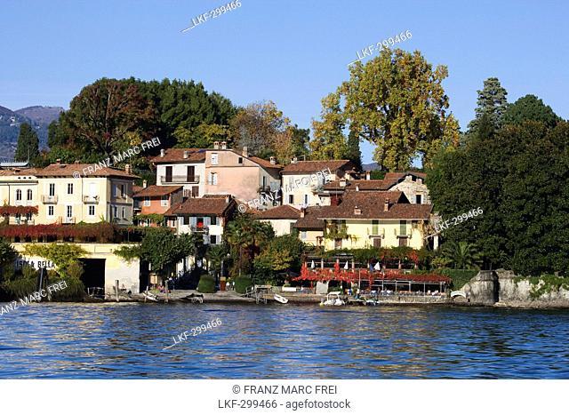 Isola Bella, Lago Maggiore, Piedmont, Italy