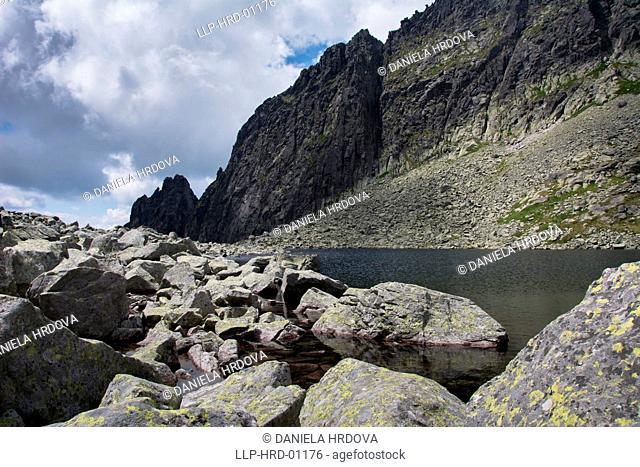 Tatra National Park, Slovakia, Wahlenbergovo Pleso
