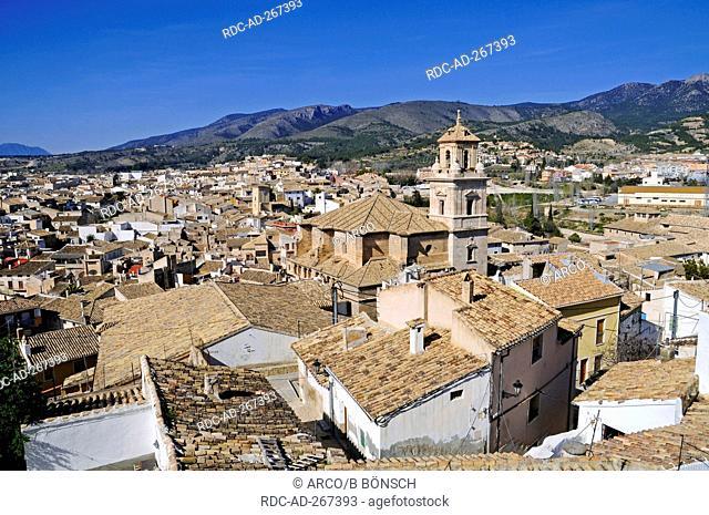 Caravaca de la Cruz, Murcia, Spain