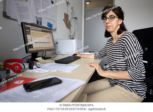 Hatice Pinar Senoguz, staff member of the third-party-funded project of the institute for cultural anthropology and European ethnology at the Georg August...