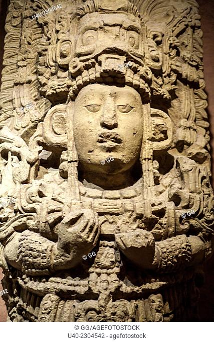 New York City, Museum of Natural History, Mayan exhibit