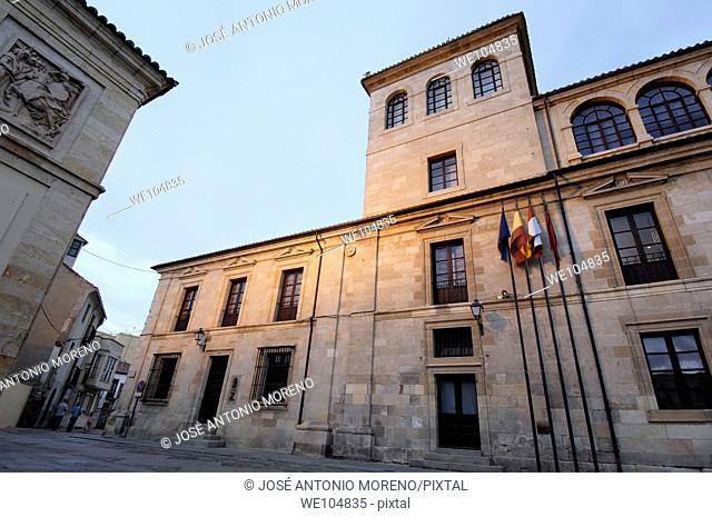 Diputacion Provincial de Zamora (former Hospital de la Encarnación), Zamora, Castilla-Leon, Spain