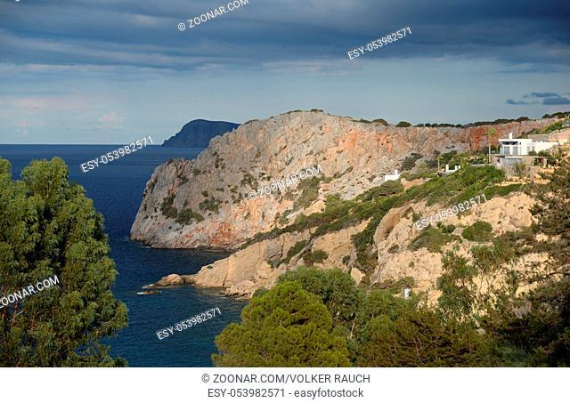 Nordküste, Kreta, küste, meeeresküste, ufer, nordostküste, griechenland, meer, mittelmeer, landschaft, wasser