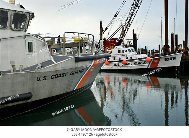 United States Coast Guard vessel, Charleston, Oregon