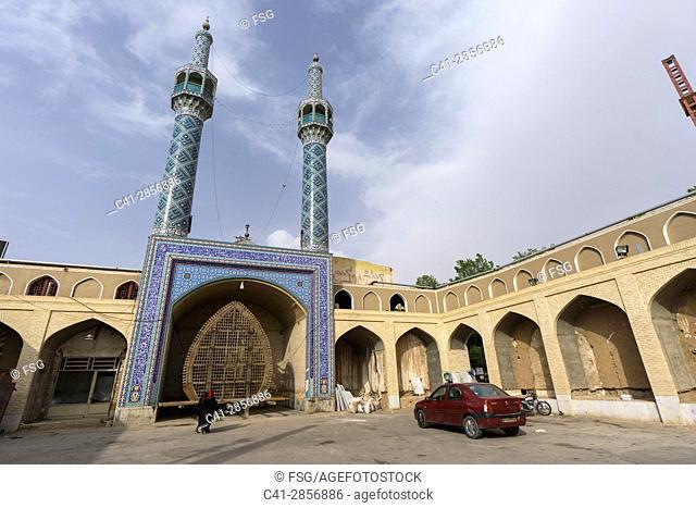 Yazd. Iran